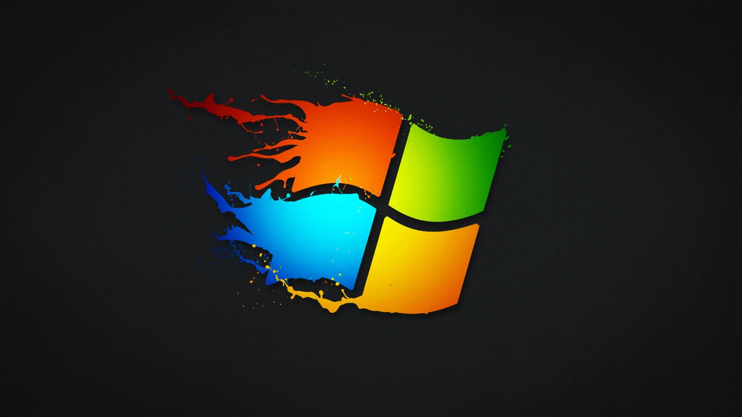 2K windows wallpaper background