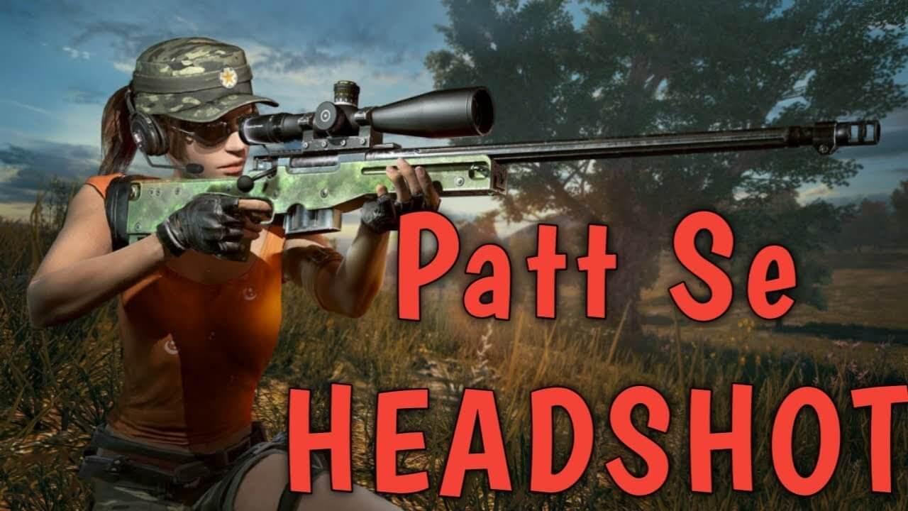 AWM patt se headshot wallpaper for girls