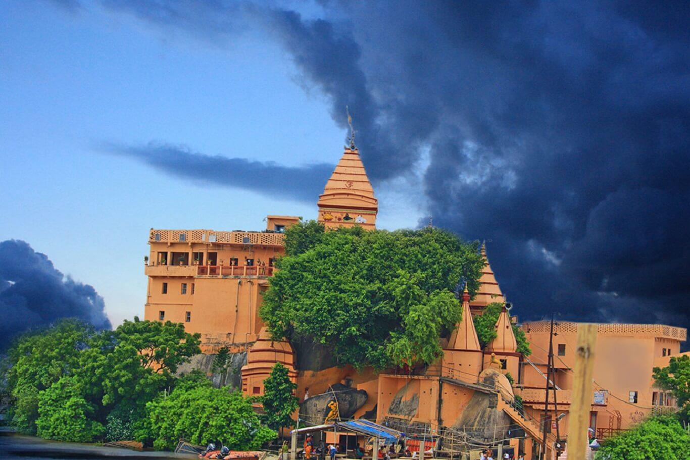Ajgaivinath Temple Sultanganj Bhagalpur laptop background