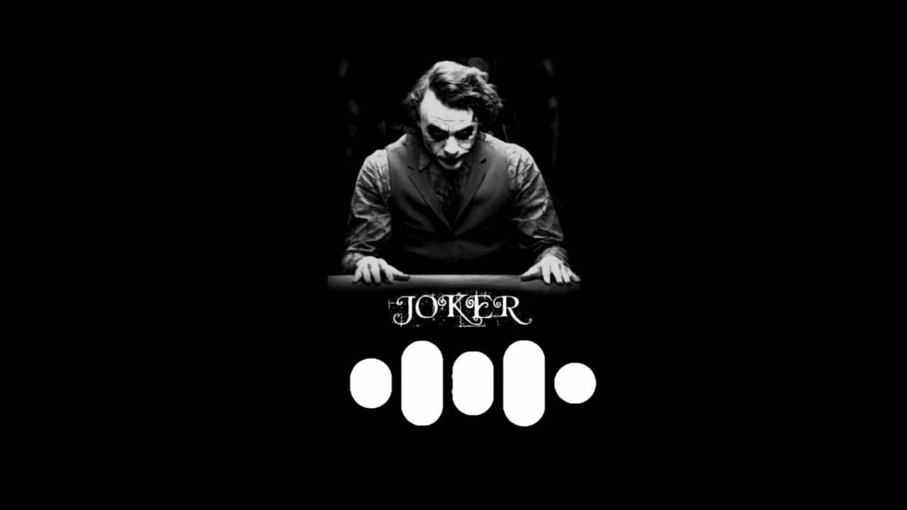 Awesome black and white Joker wallpapers