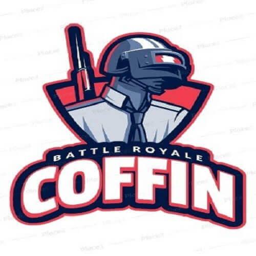 Battle Royale Coffin logo