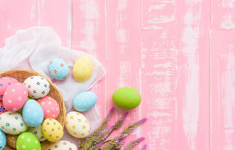 Beautiful Easter Wallpaper Pastel