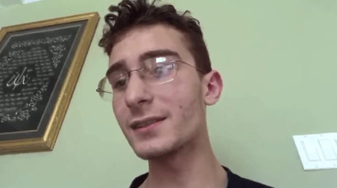 Brahim AKA Levinho face profile closeup photo
