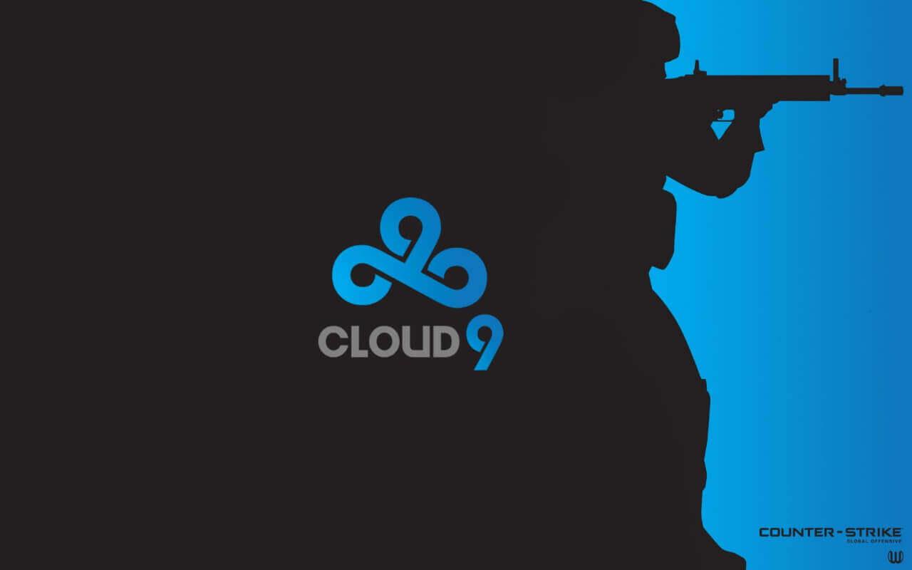 Cloud 9 Logo CS