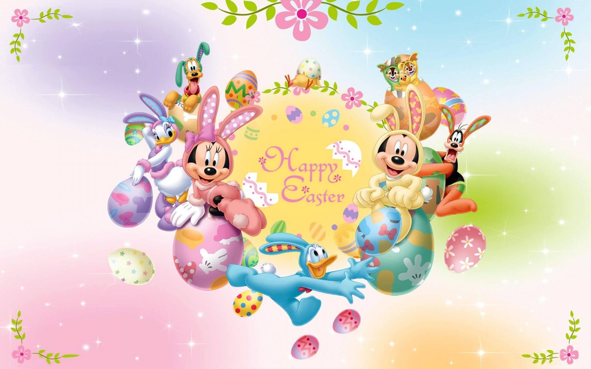 Disney Easter wallpaper
