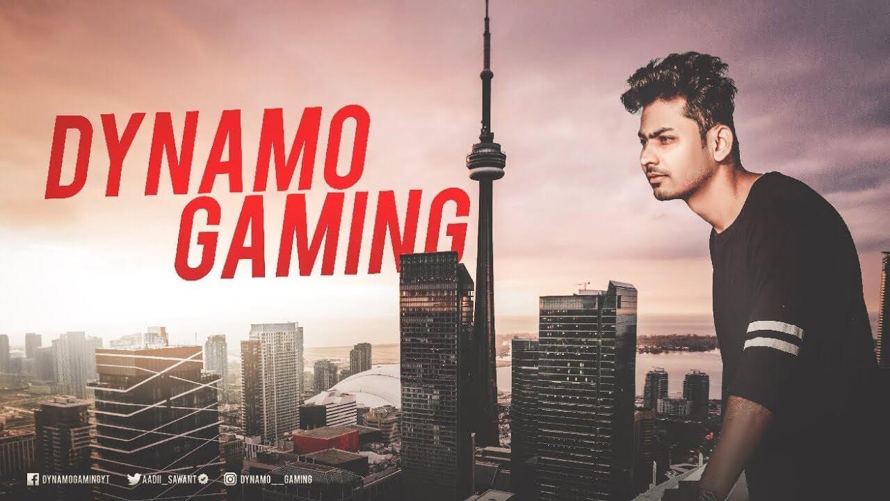 Dynamo Gaming PC wallpaper