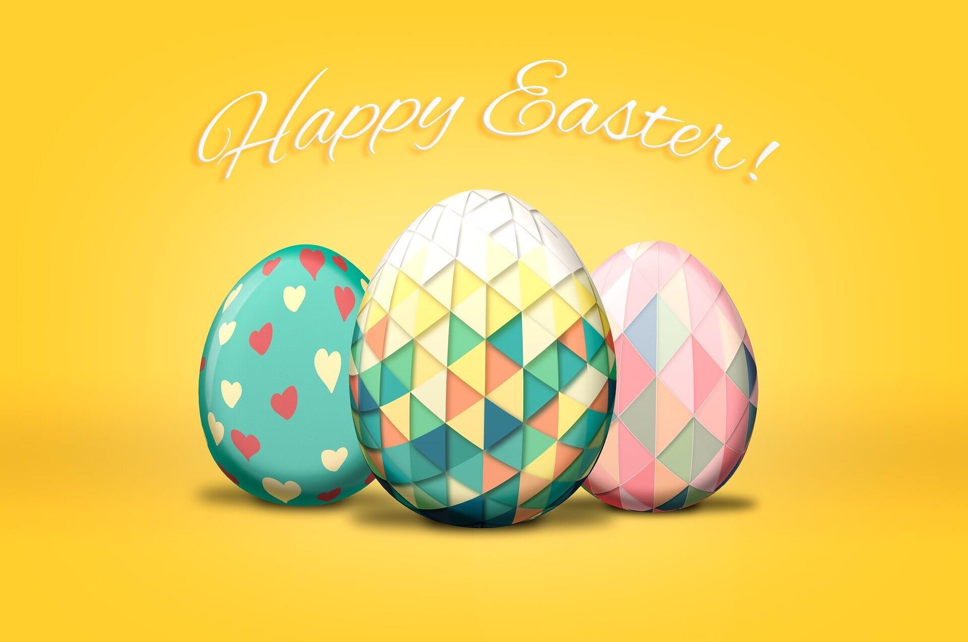 Happy Easter Wallpaper Download