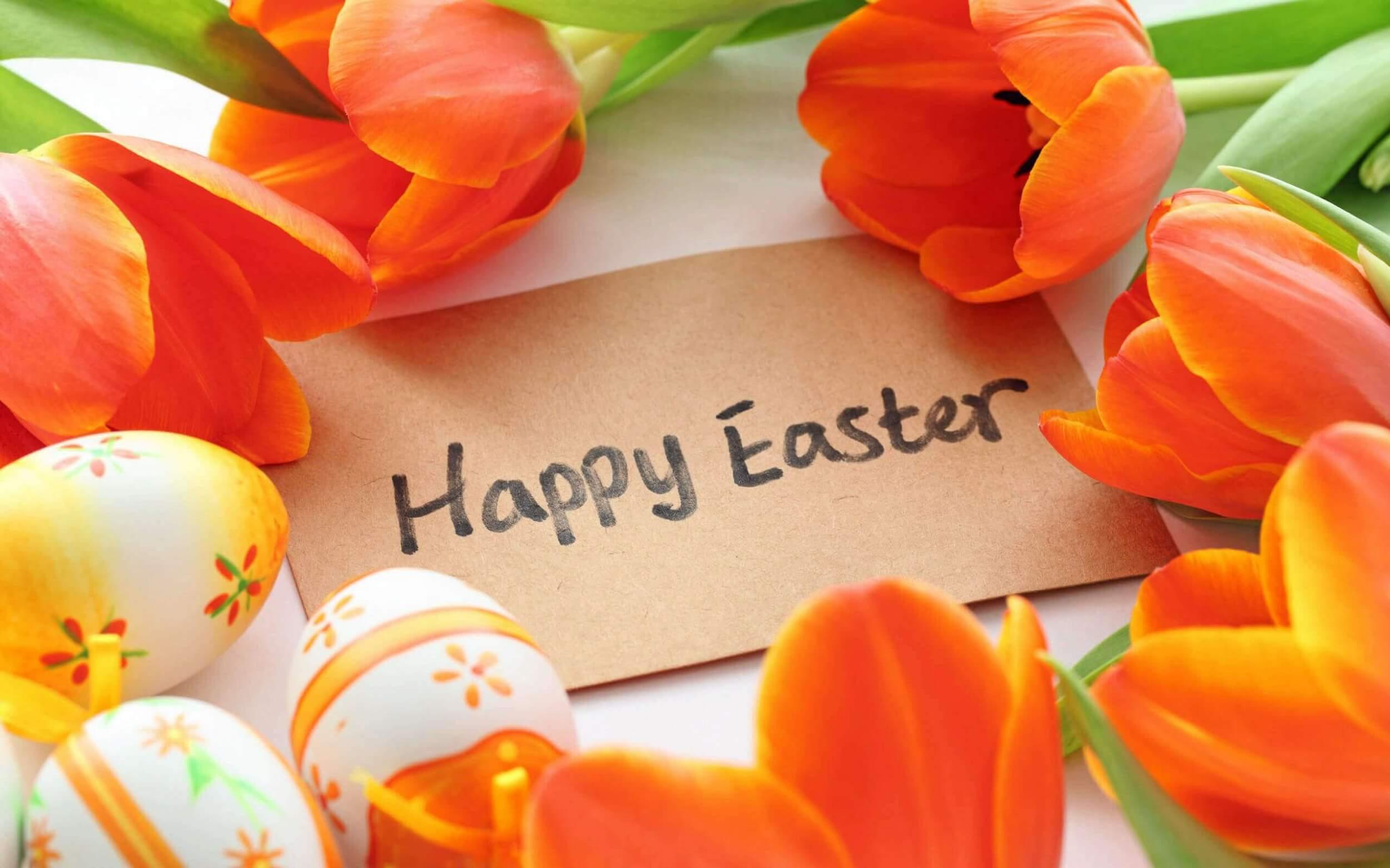Happy Easter wallpaper HD