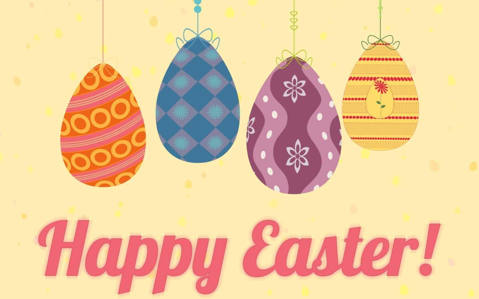 Happy Easter wallpaper image