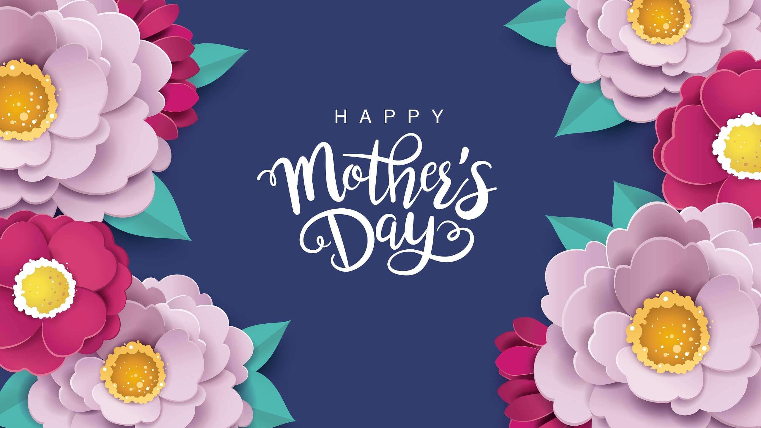 Happy mothers day image 2560x1440
