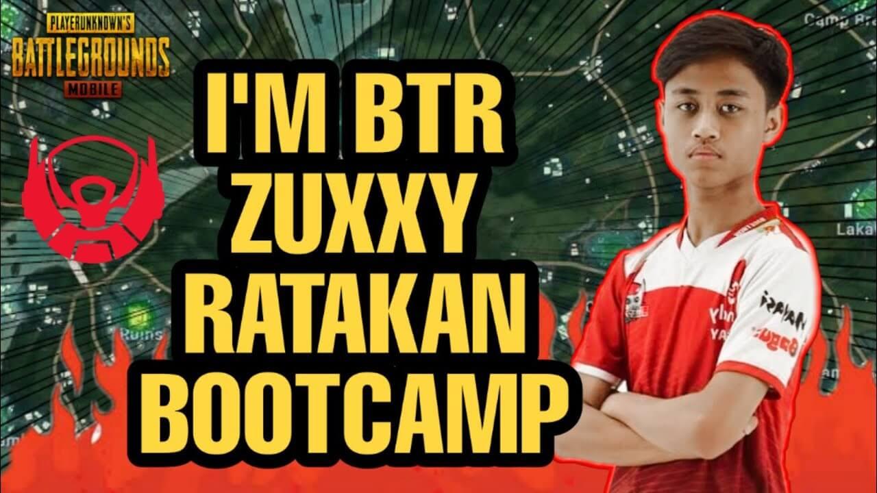 I am BTR Zuxxy Wallpaper
