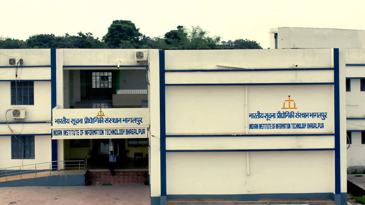 IIIT Indian Institute of Information Technology Bhagalpur image