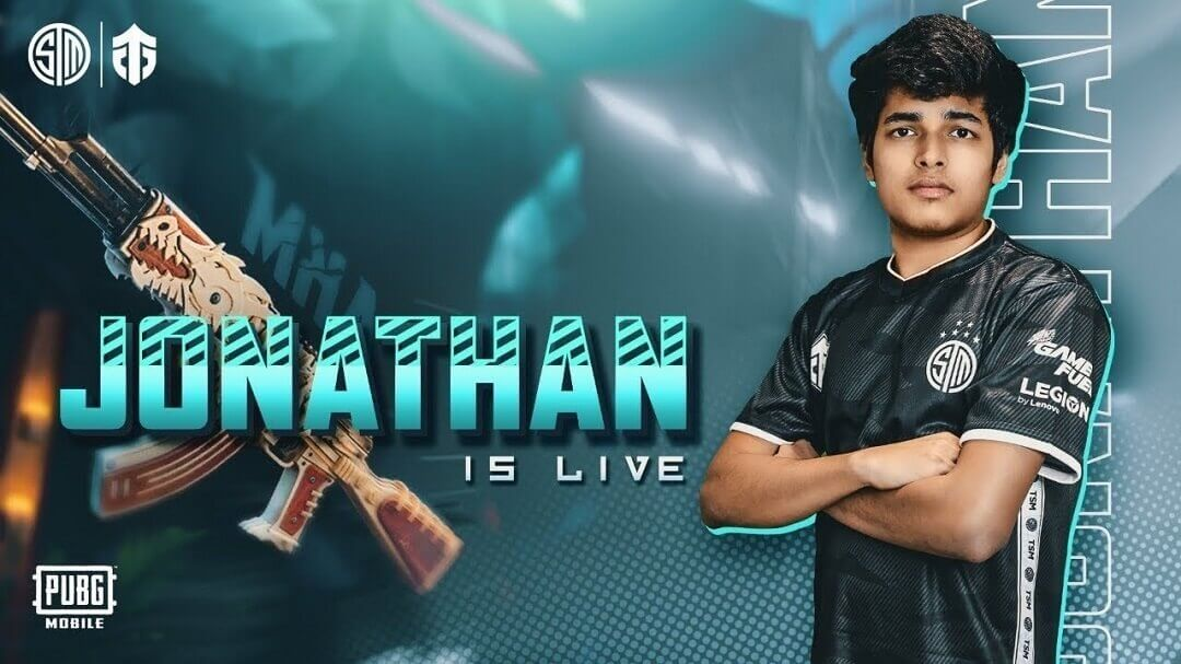 Jonathan is Live