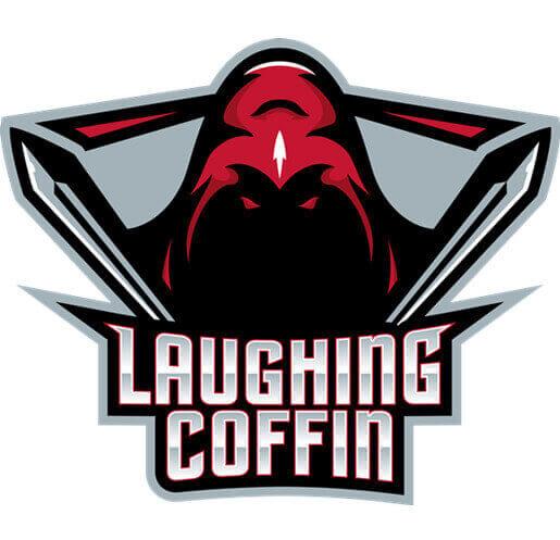 Laughing Coffin logo