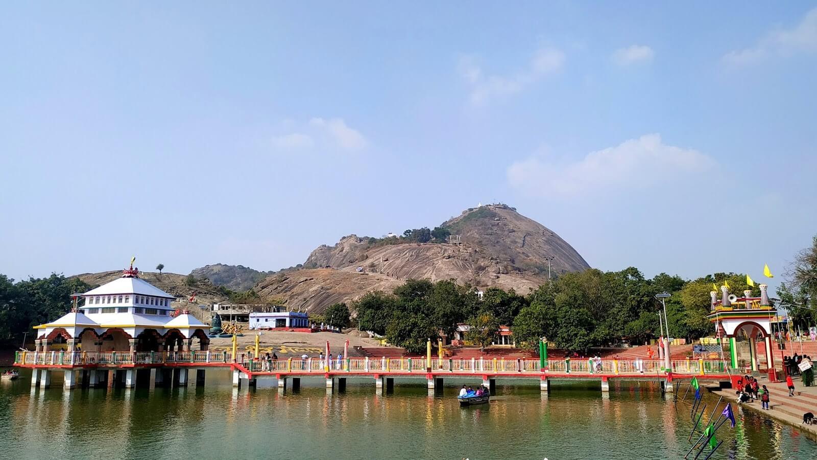 Mandar Temple wallpaper