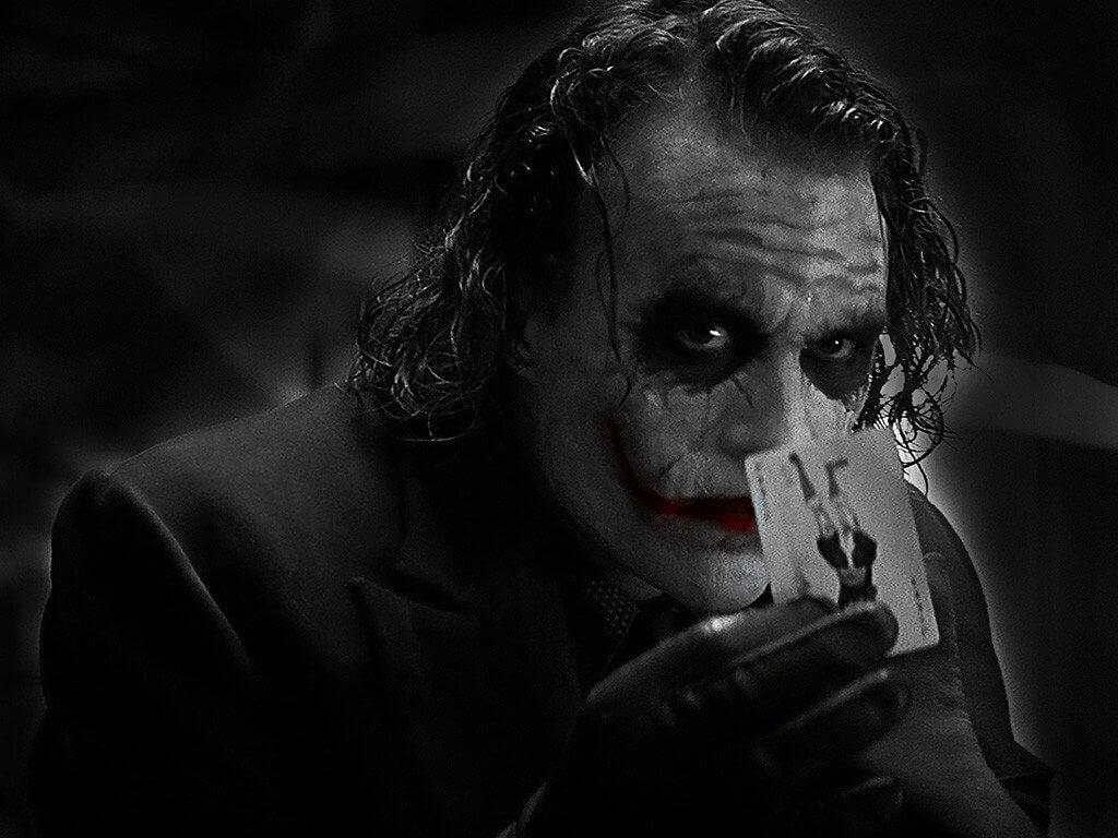 Old School Joker photos