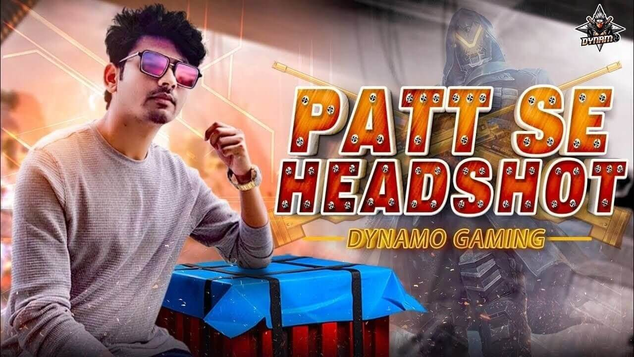 Patt Se Headshot original photo of Dynamo who invented the patse headshot dialogue