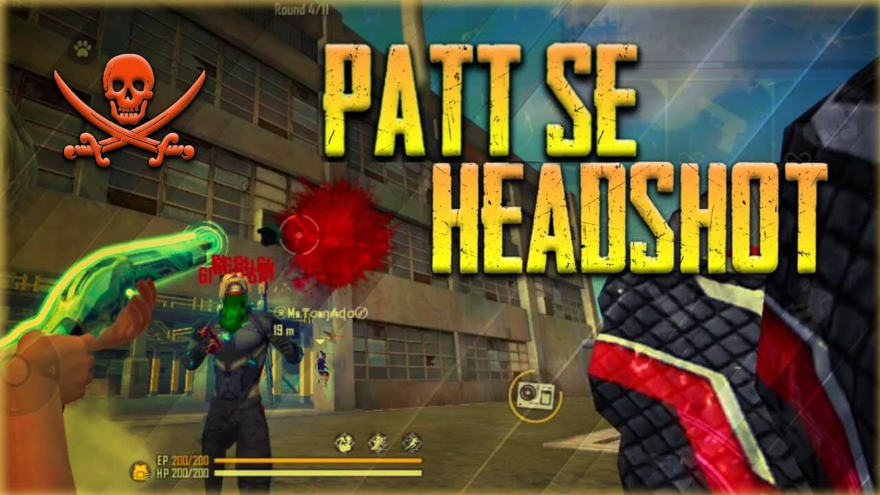 Patt se headshot free fire ff photo