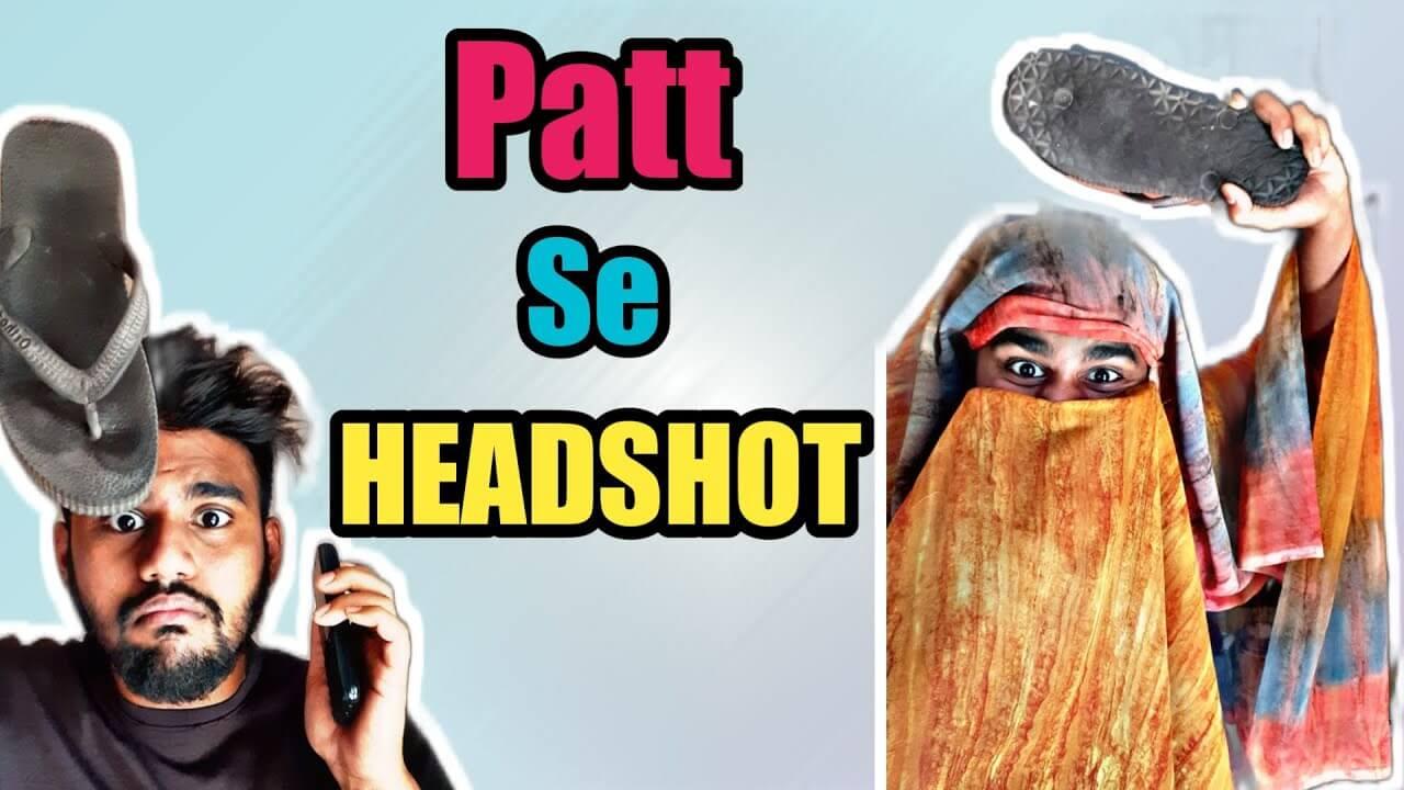 Patt se headshot memes background