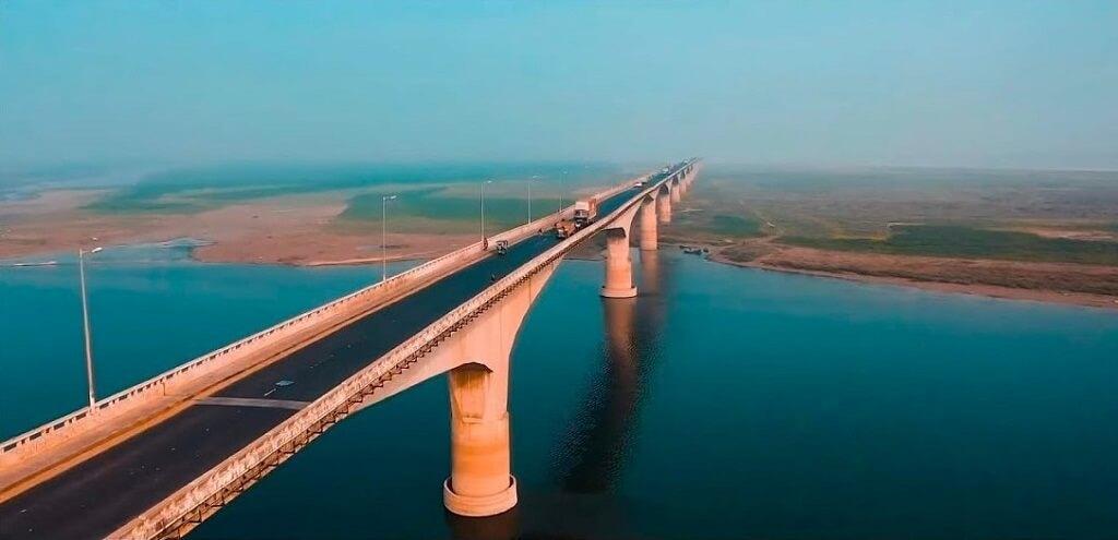 Photo of Vikramshila bridge