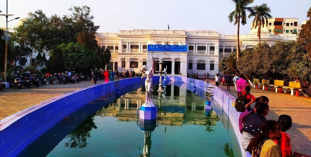 Picture of Jawahar Lal Nehru Medical College Bhagalpur