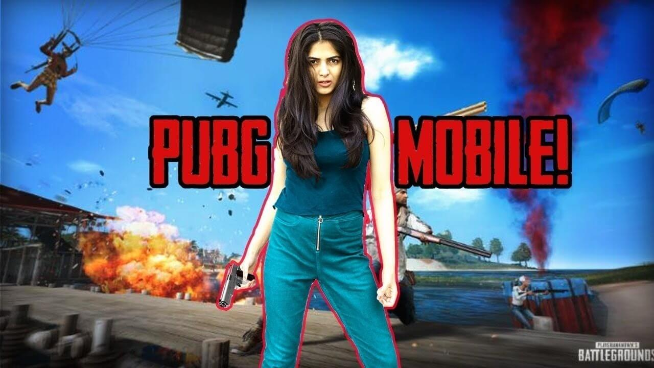 Pooja pubg mobile wallpapers for girls