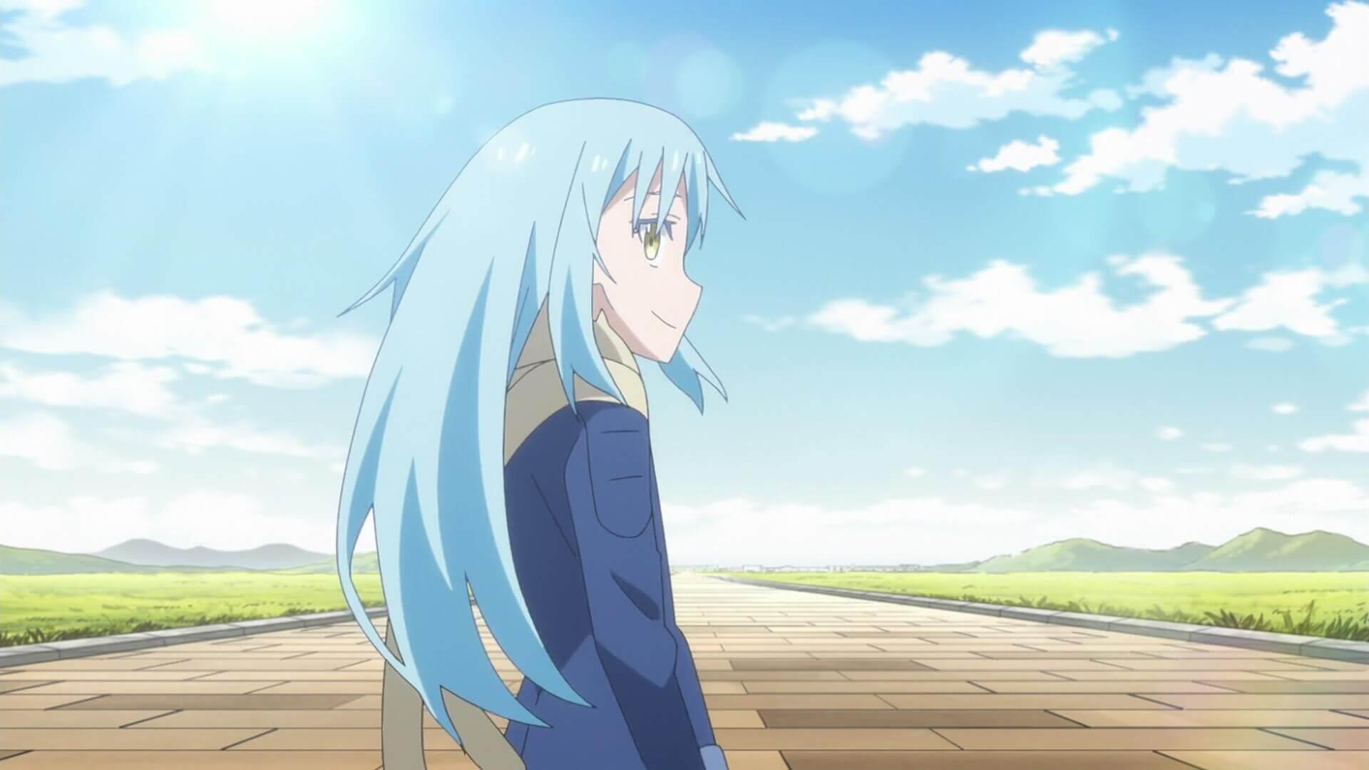 Slime anime season 2 beautiful photo