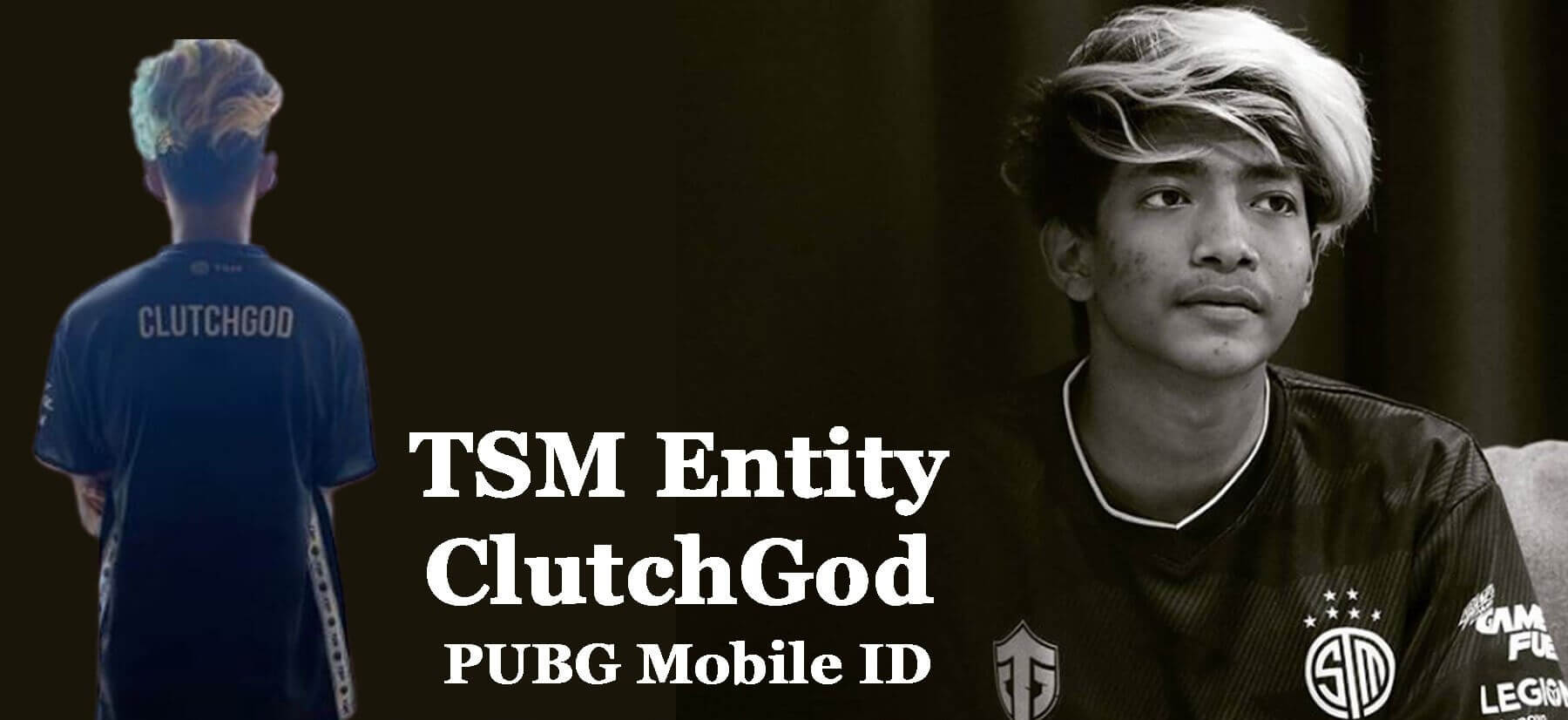 TSM ClutchGod PUBG banner for Facebook cover page
