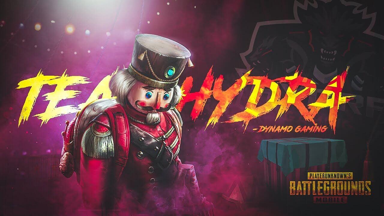 Team Hydra pubg Wallpaper