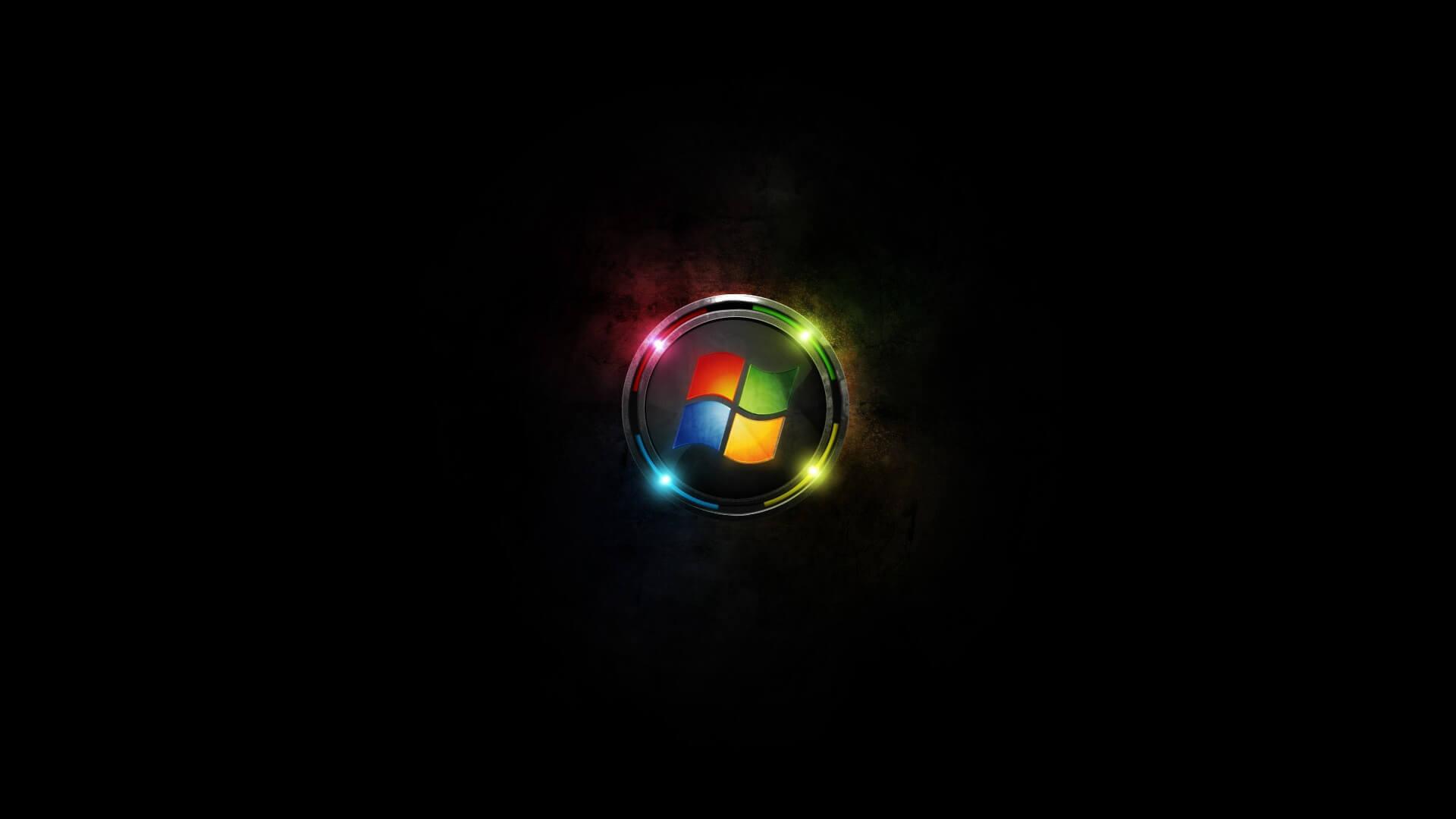 Windows HD Logo Wallpaper