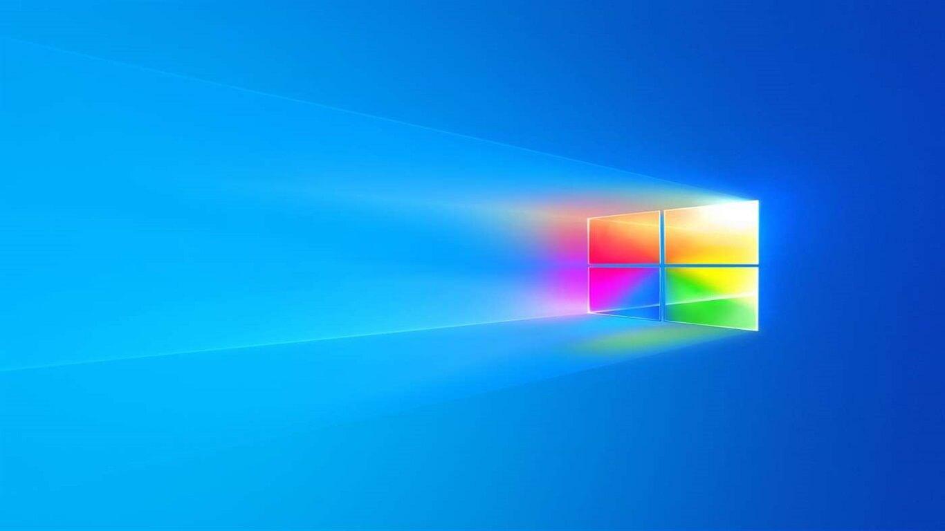 Windows homescreen for laptop